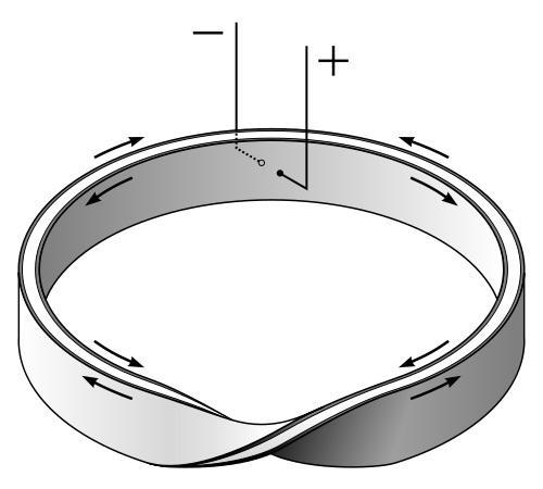 Схема резистора Мебиуса - kalkpro.ru